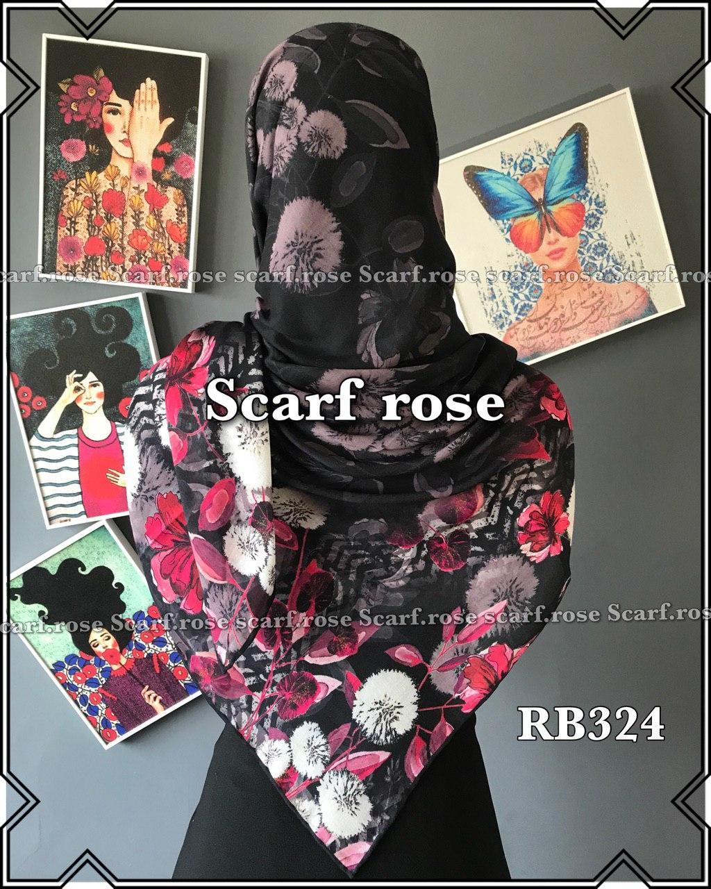روسری نخی rb324