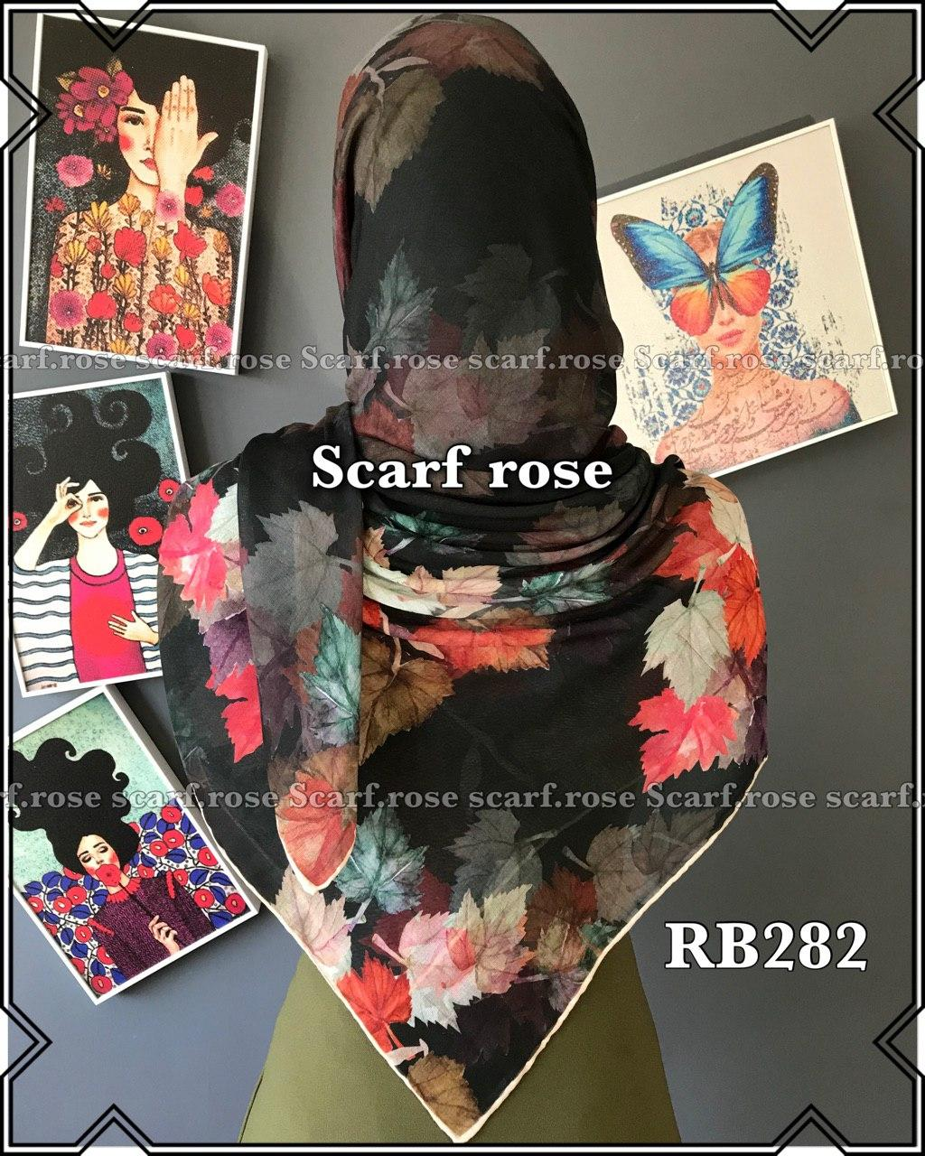 روسری نخی rb282