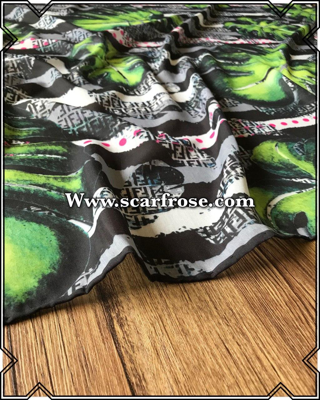 روسری نخی rb414