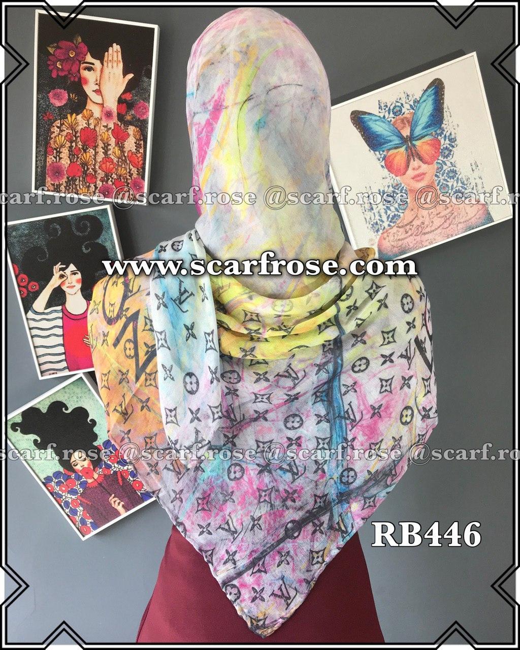 روسری نخی rb446