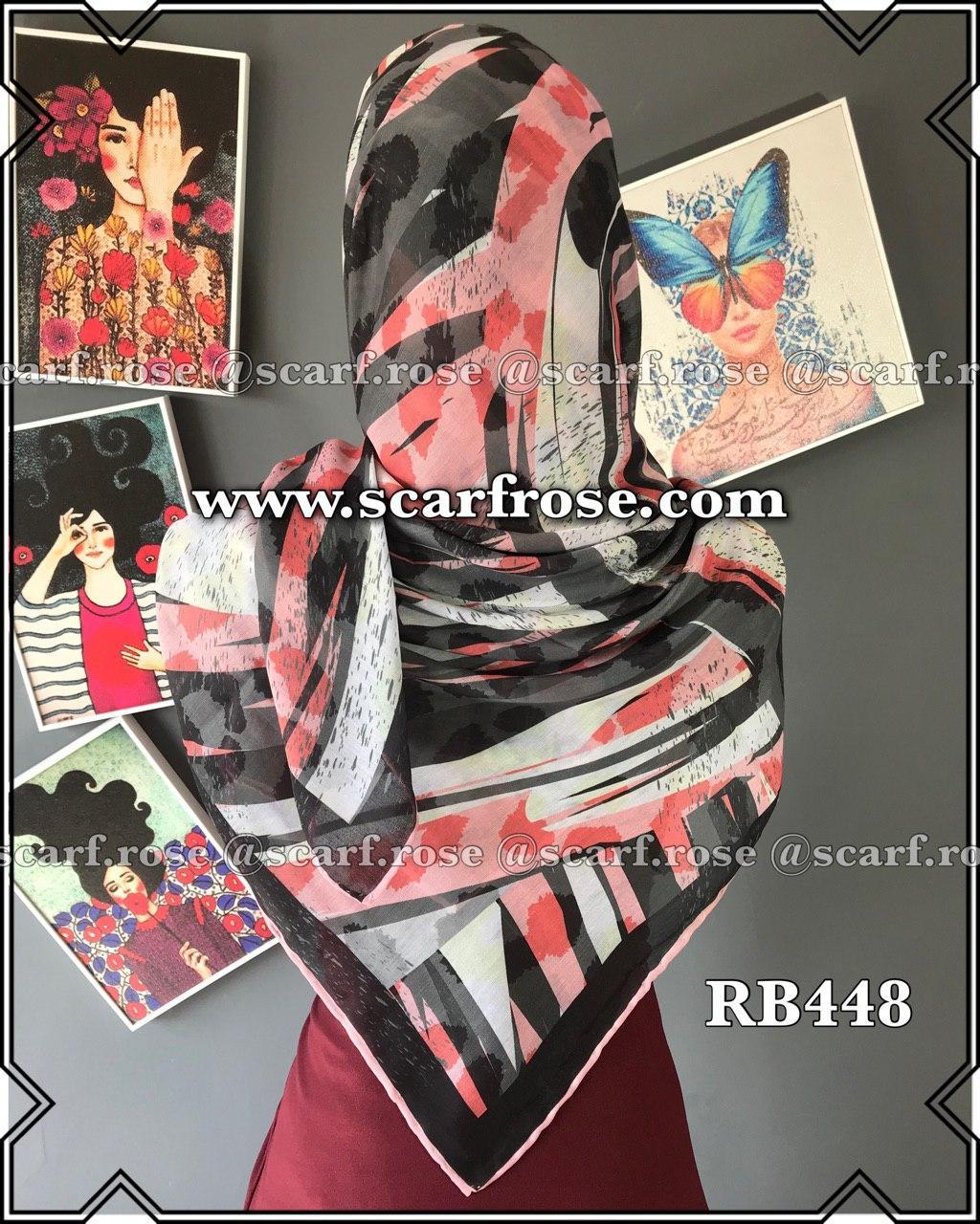 روسری نخی rb448