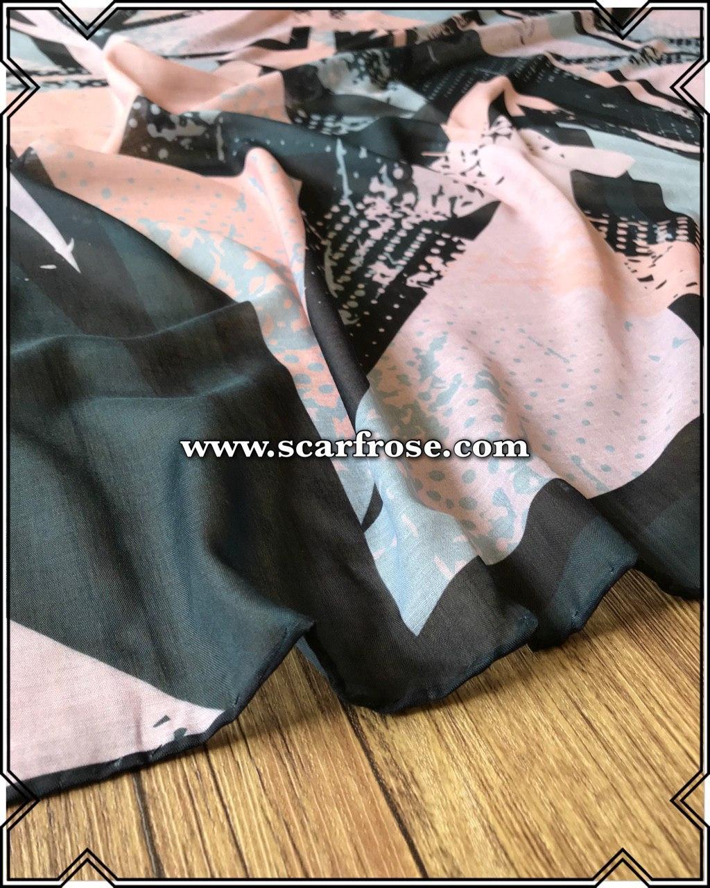 روسری نخی rb491