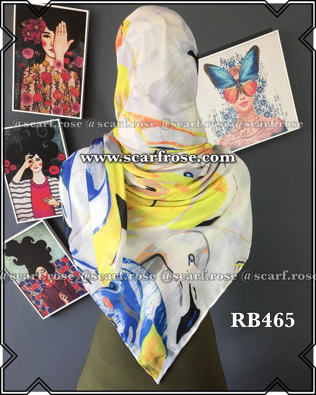 روسری نخی rb465