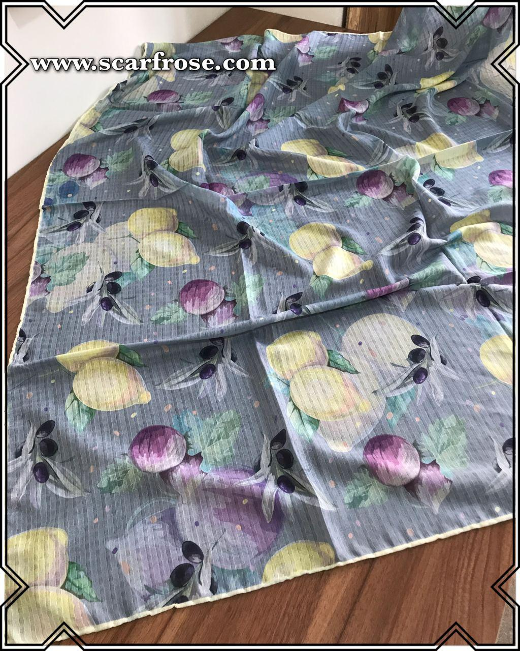 روسری نخی rb503