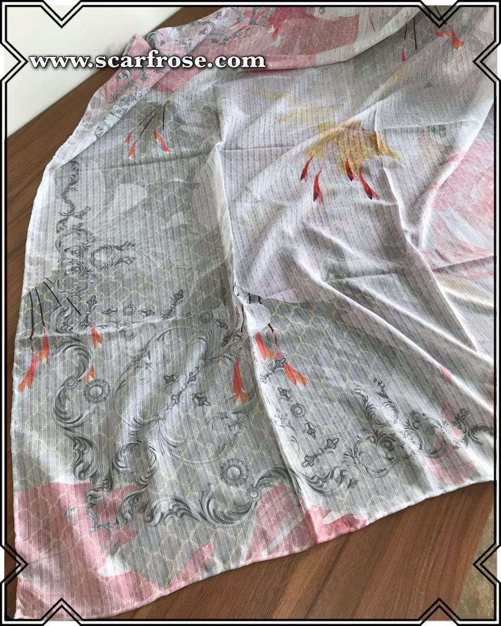 روسری نخی rb501