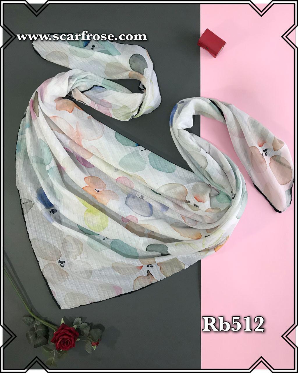 روسری نخی rb512