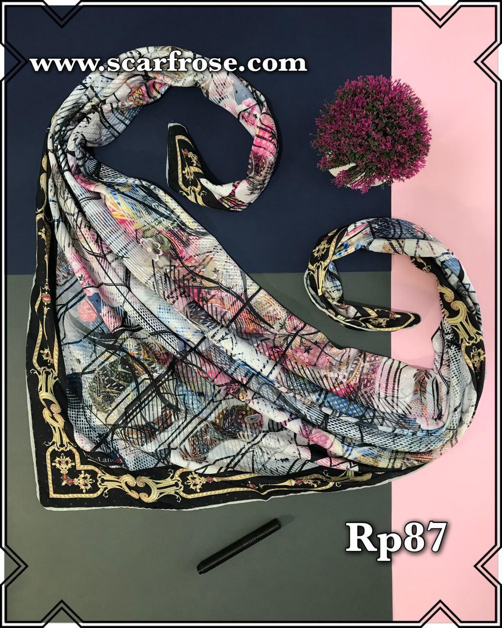 روسری پاییزه rp87