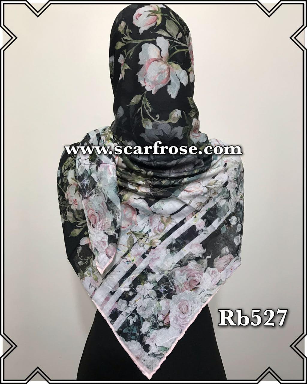 روسری نخی rb527