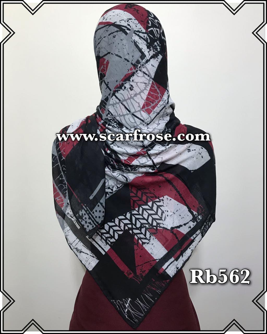 روسری نخی rb562