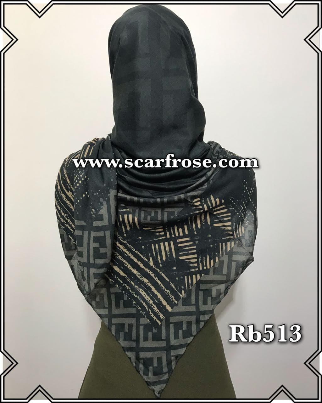 روسری نخی rb513