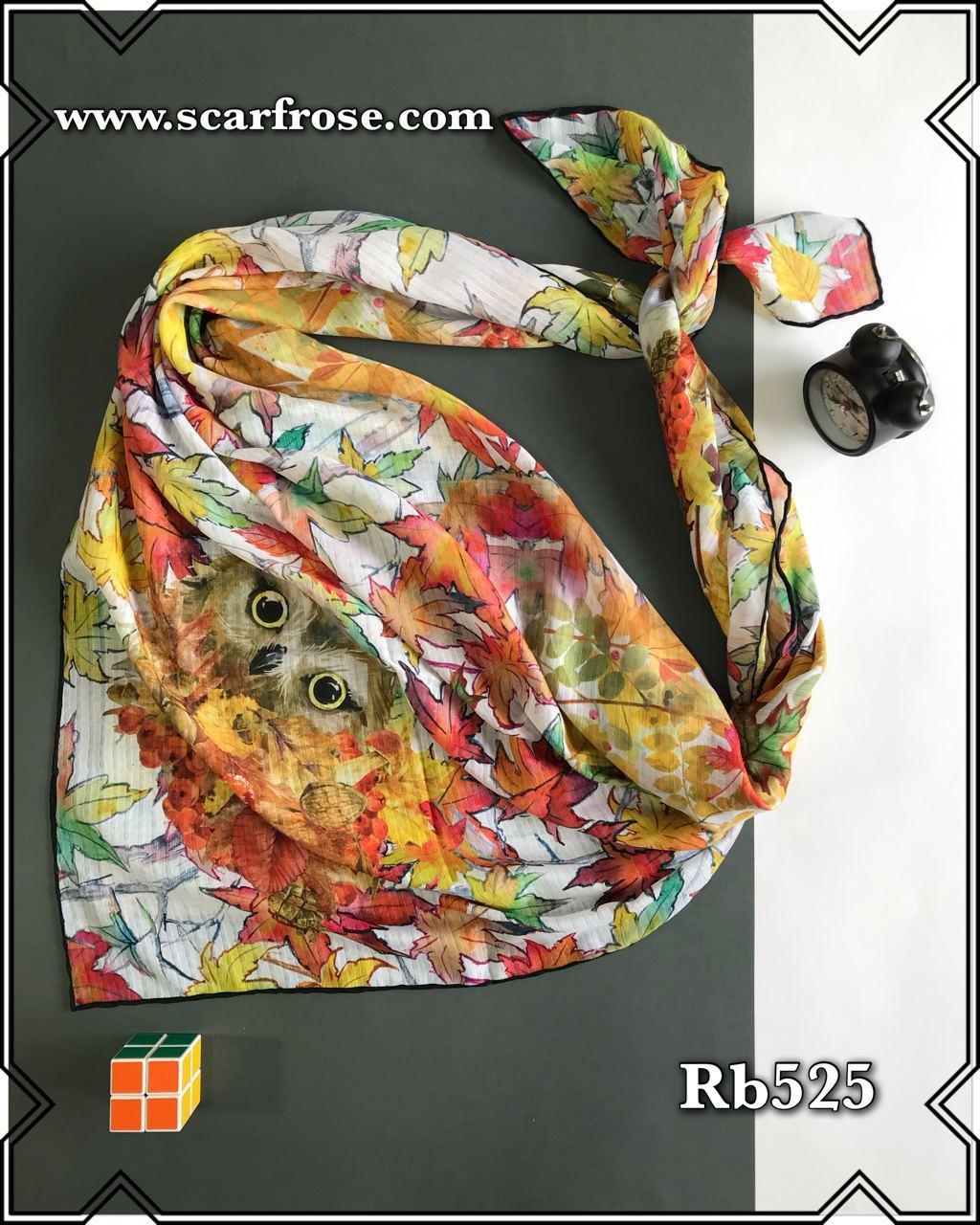 روسری نخی rb525