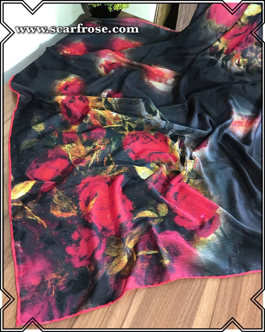 روسری نخی rb583