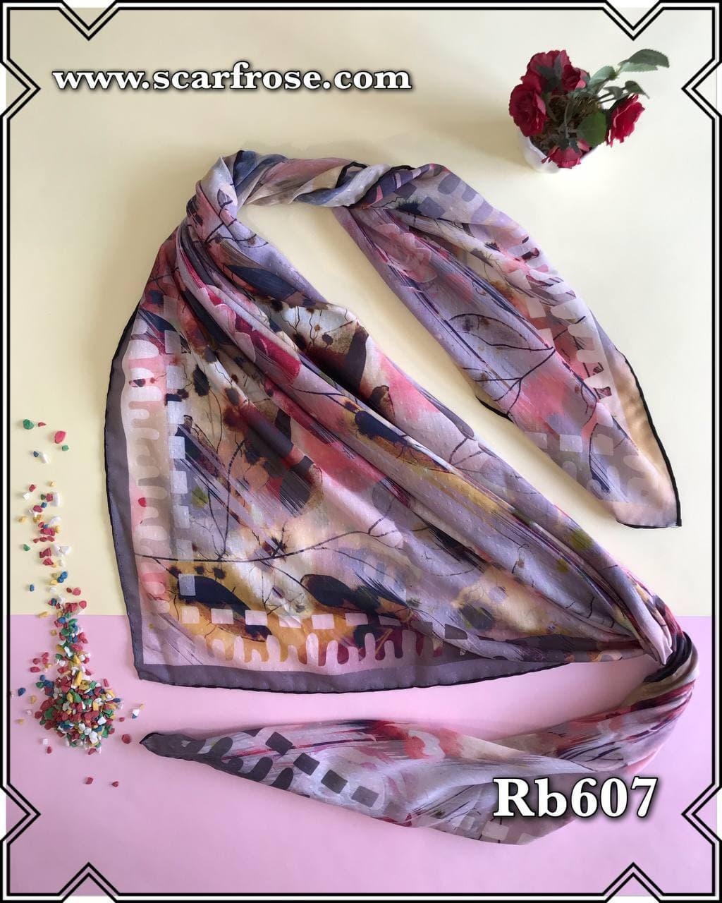 روسری نخی rb607