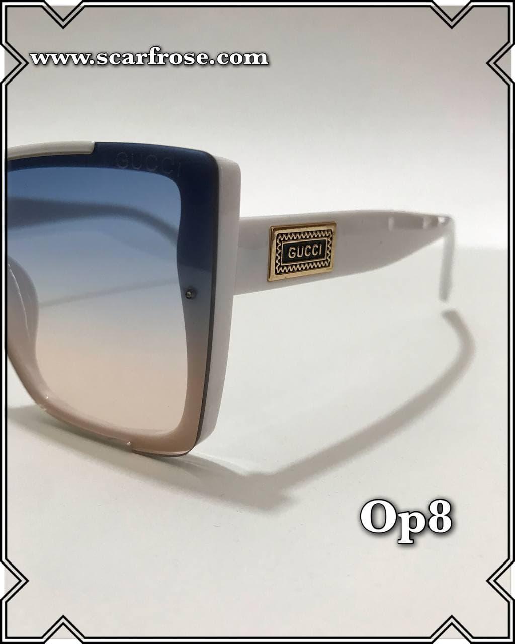 عینک افتابی op8