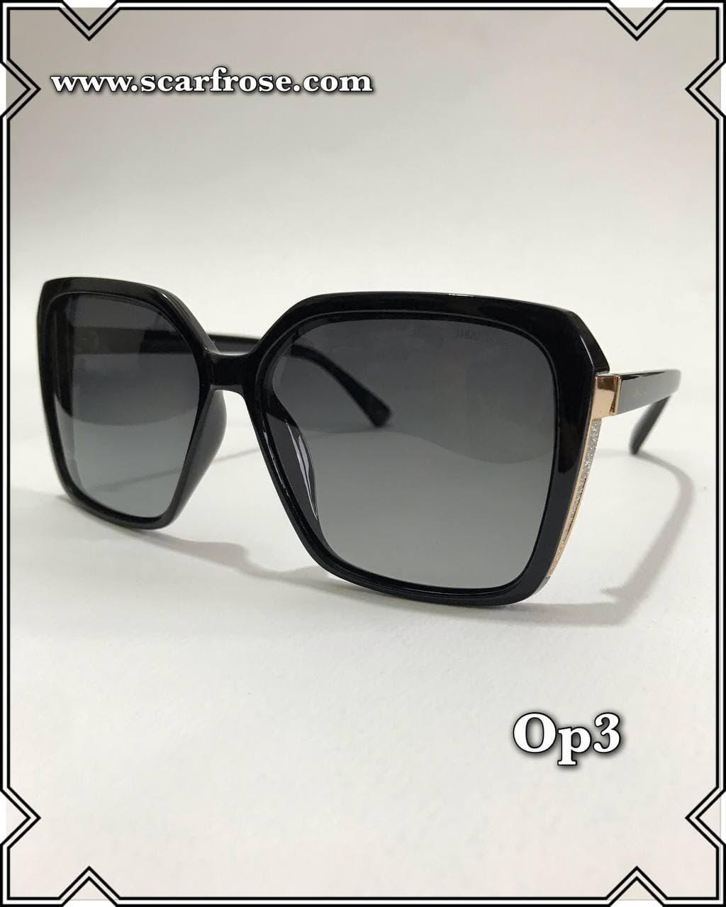 عینک افتابی op3