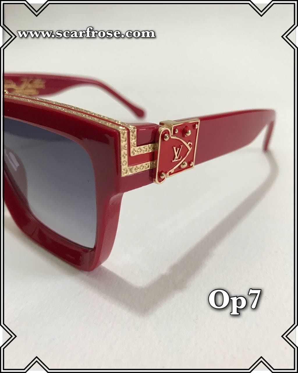 عینک افتابی op7