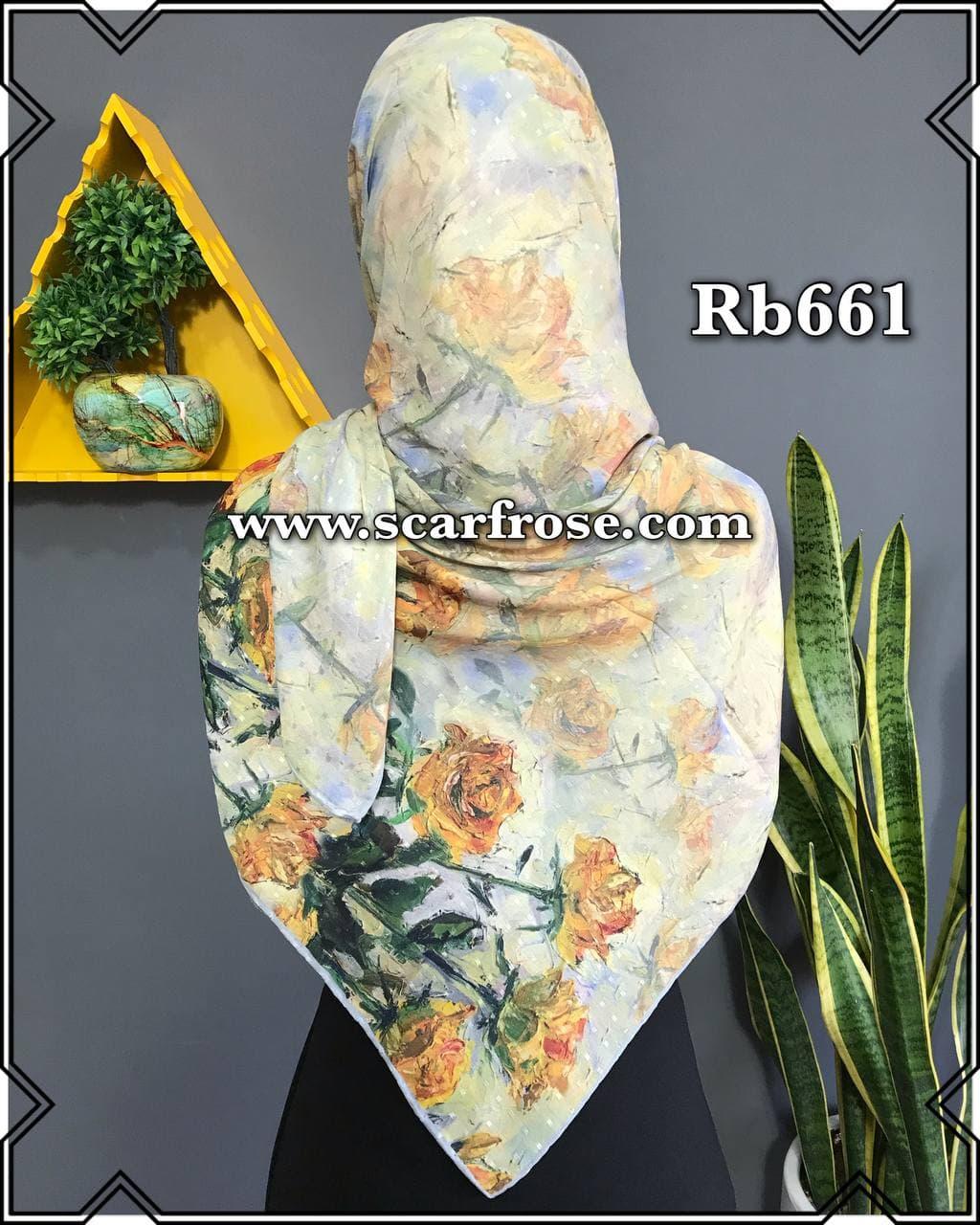 روسری نخی rb661