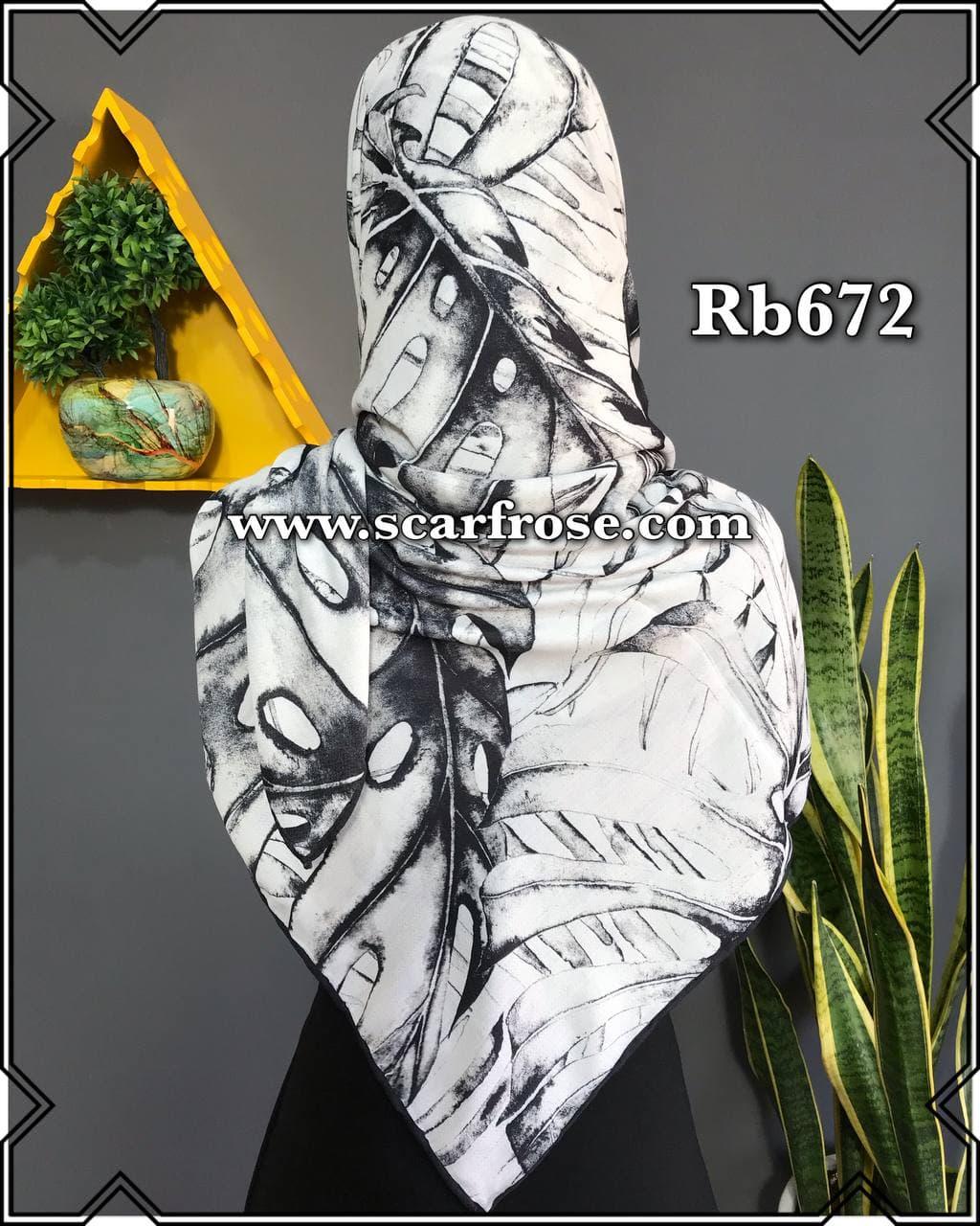 روسری نخی rb672