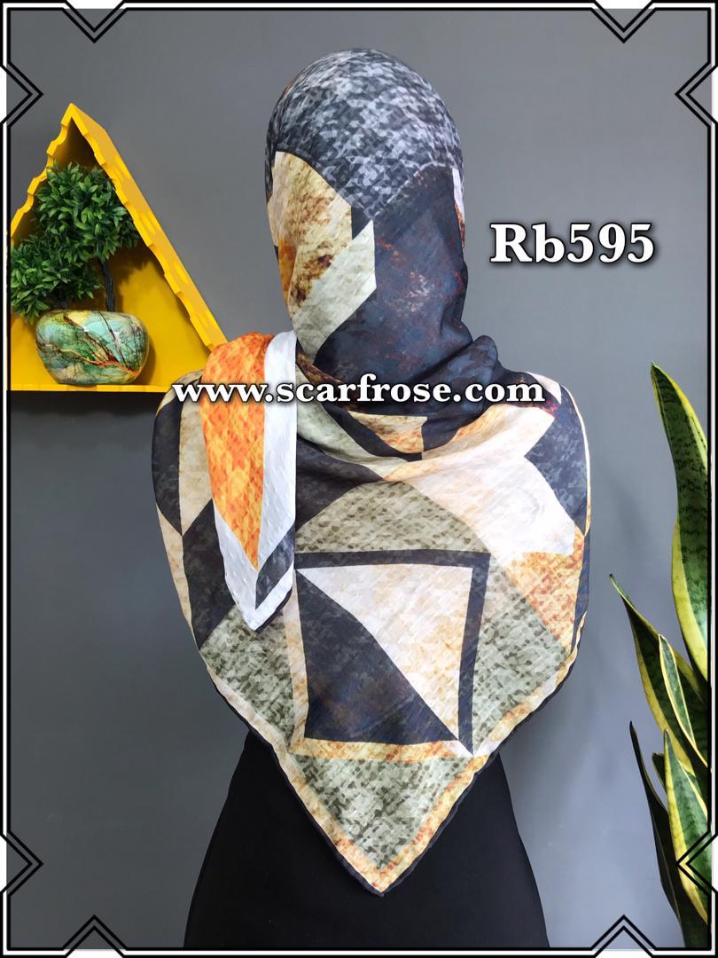 روسری نخی rb595