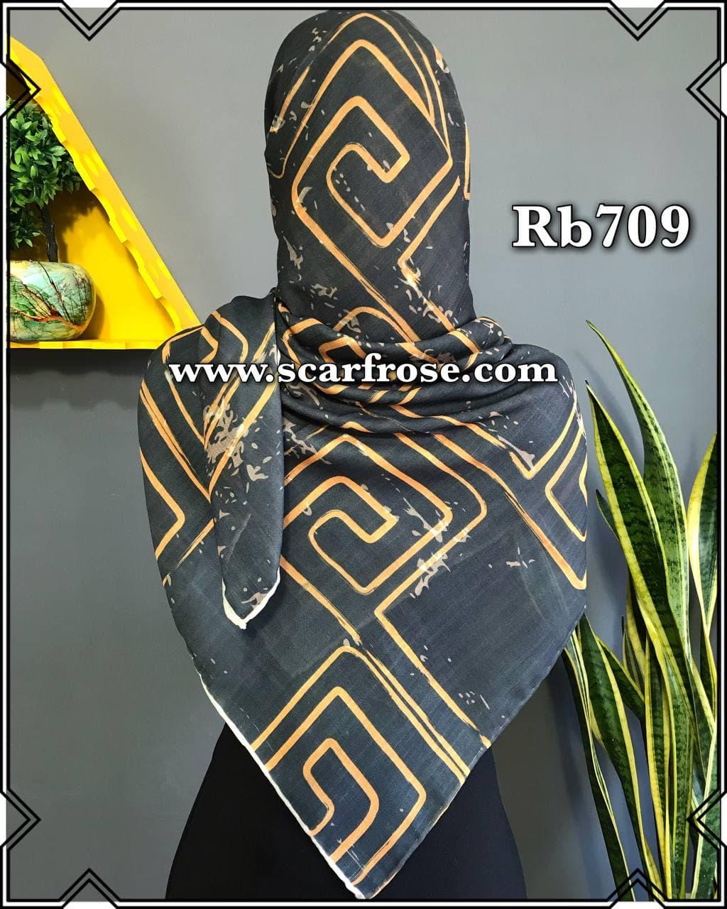 روسری نخی rb709