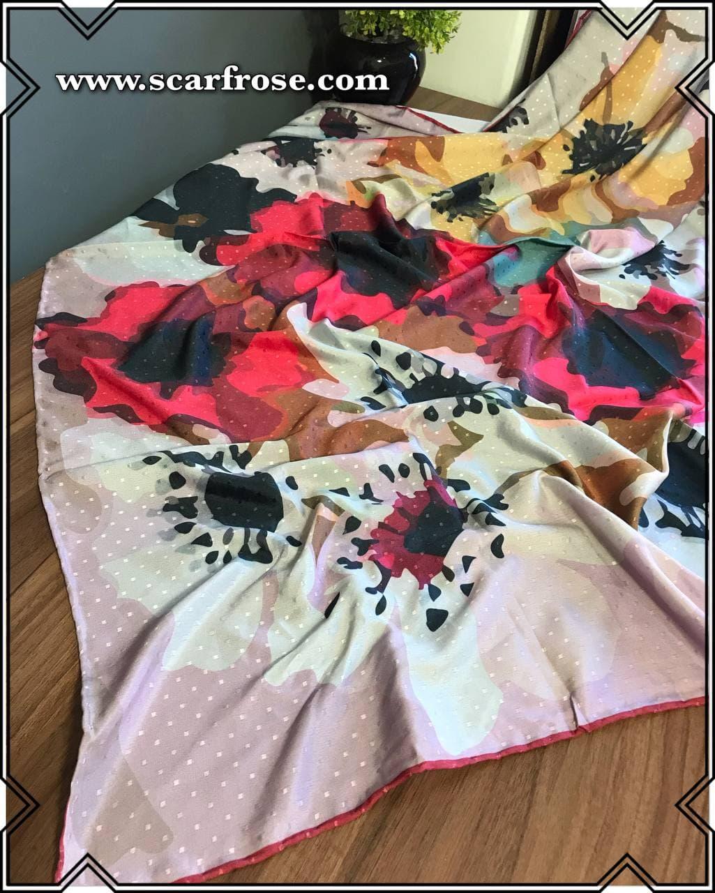 روسری نخی rb705