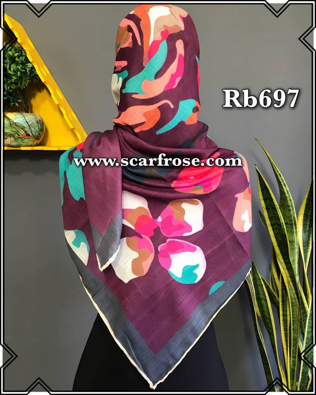 روسری نخی rb697