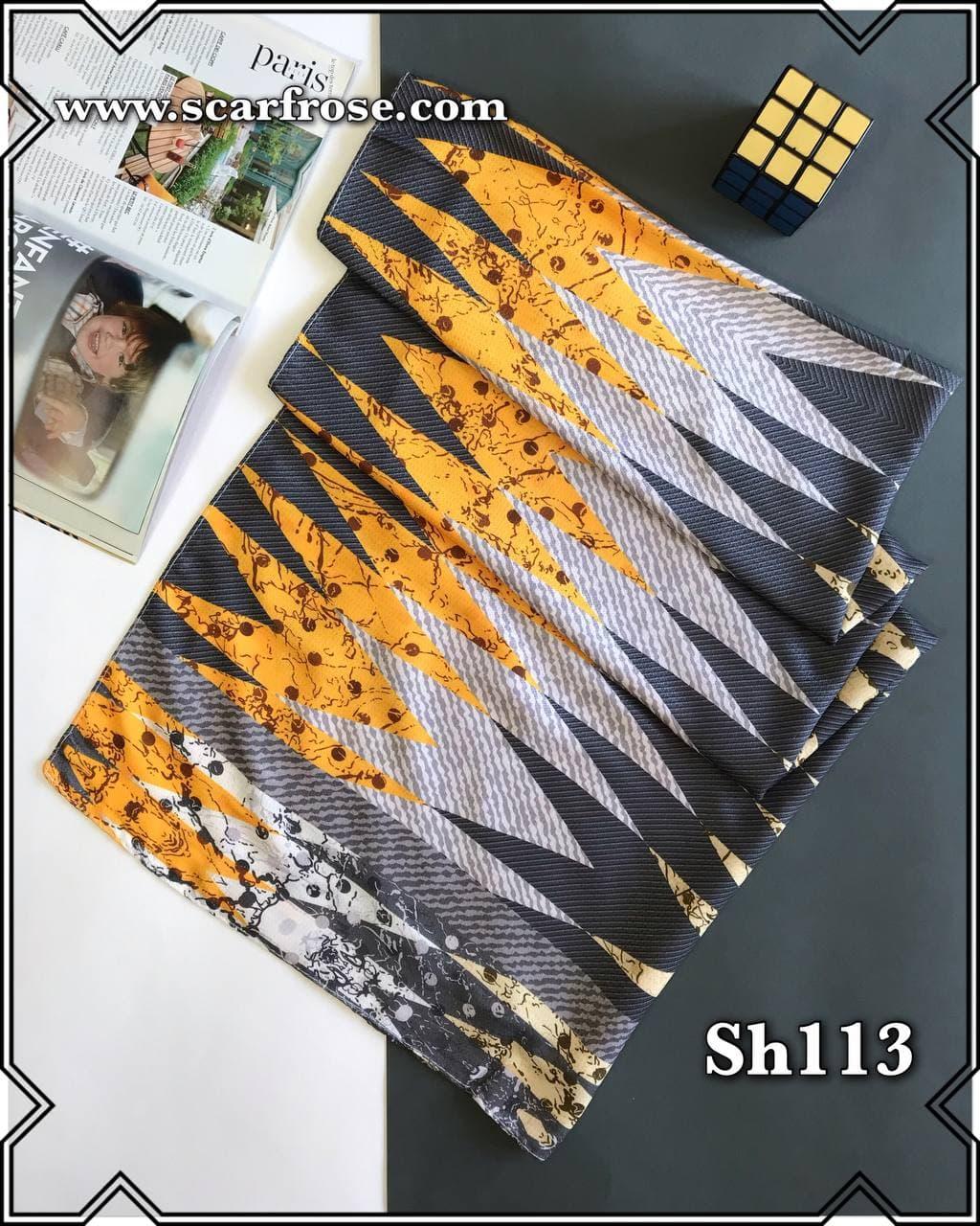 شال کریستال sh113