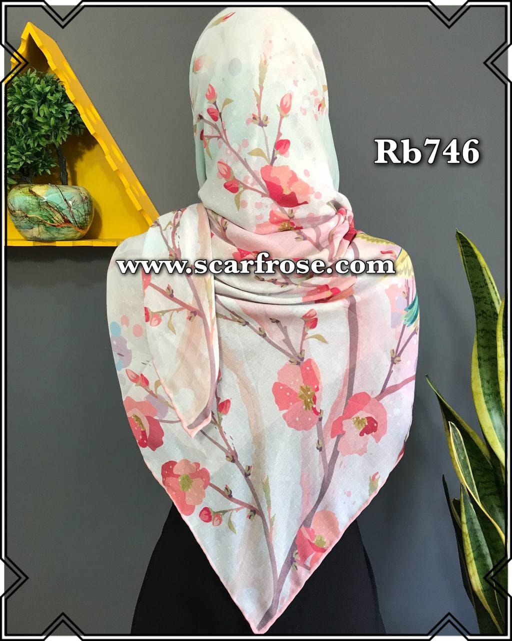 روسری نخی rb746