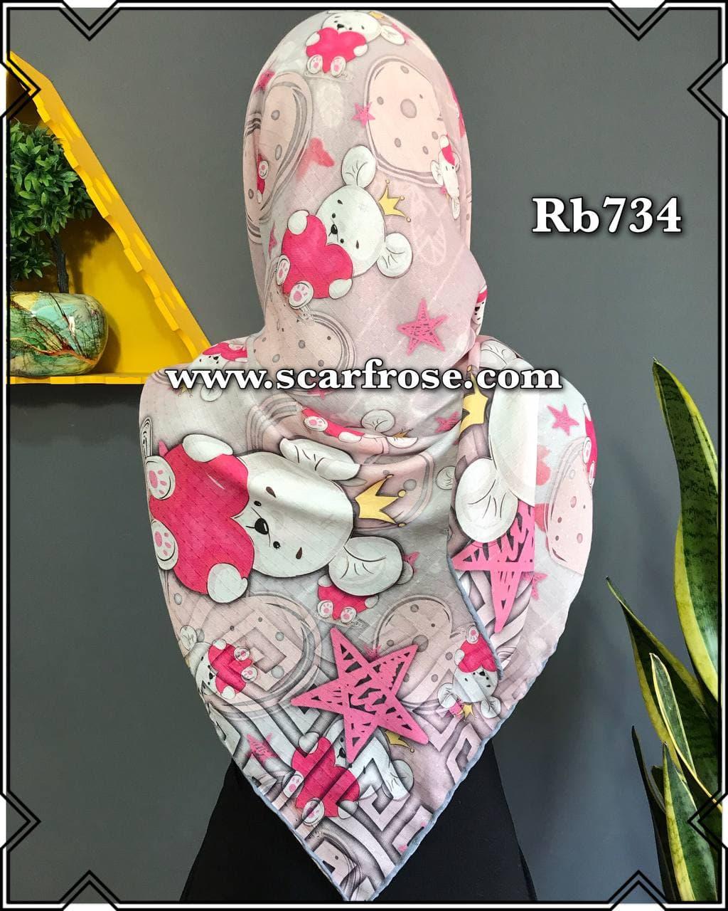 روسری نخی rb734