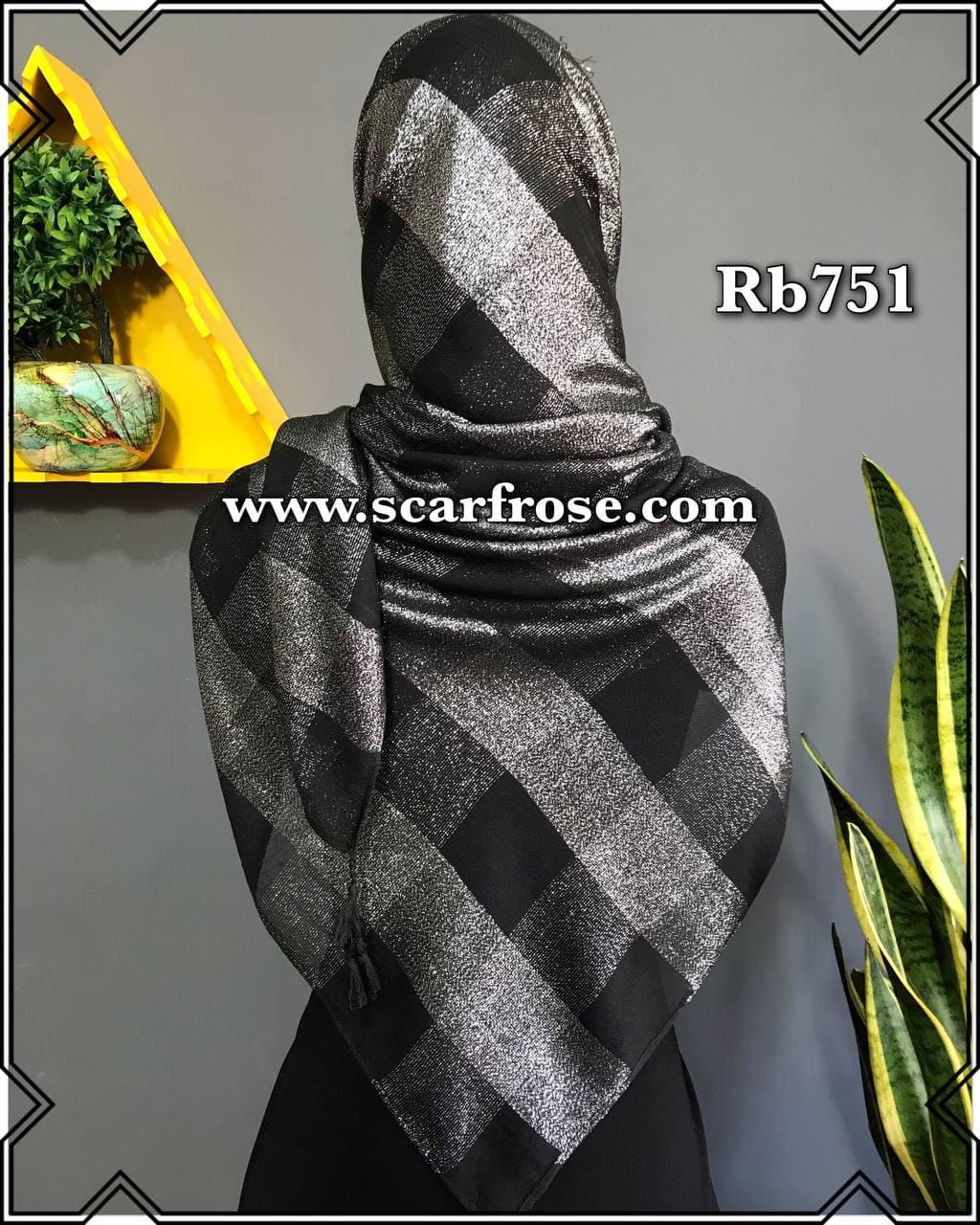 روسری نخی rb751