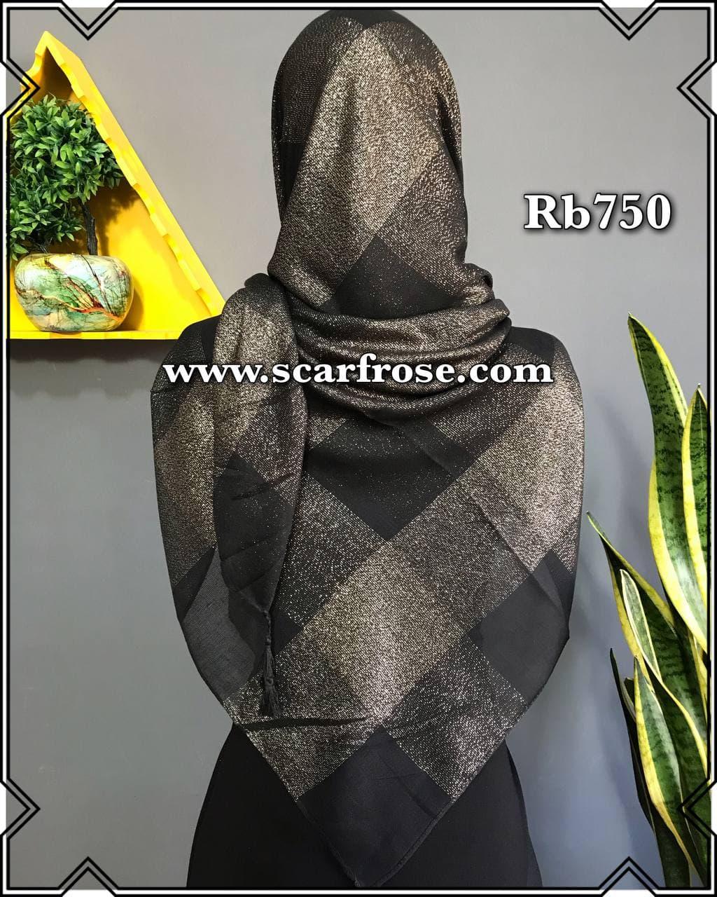 روسری نخی rb750