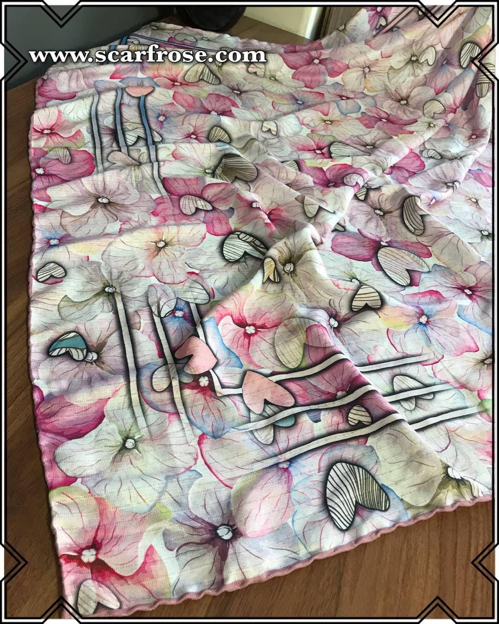 روسری نخی rb736