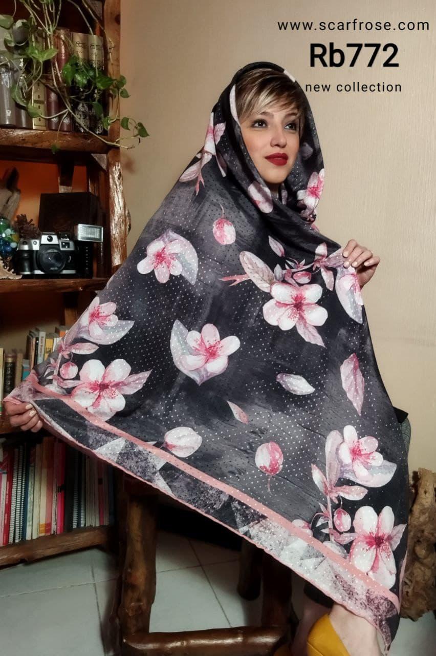 روسری نخی rb772