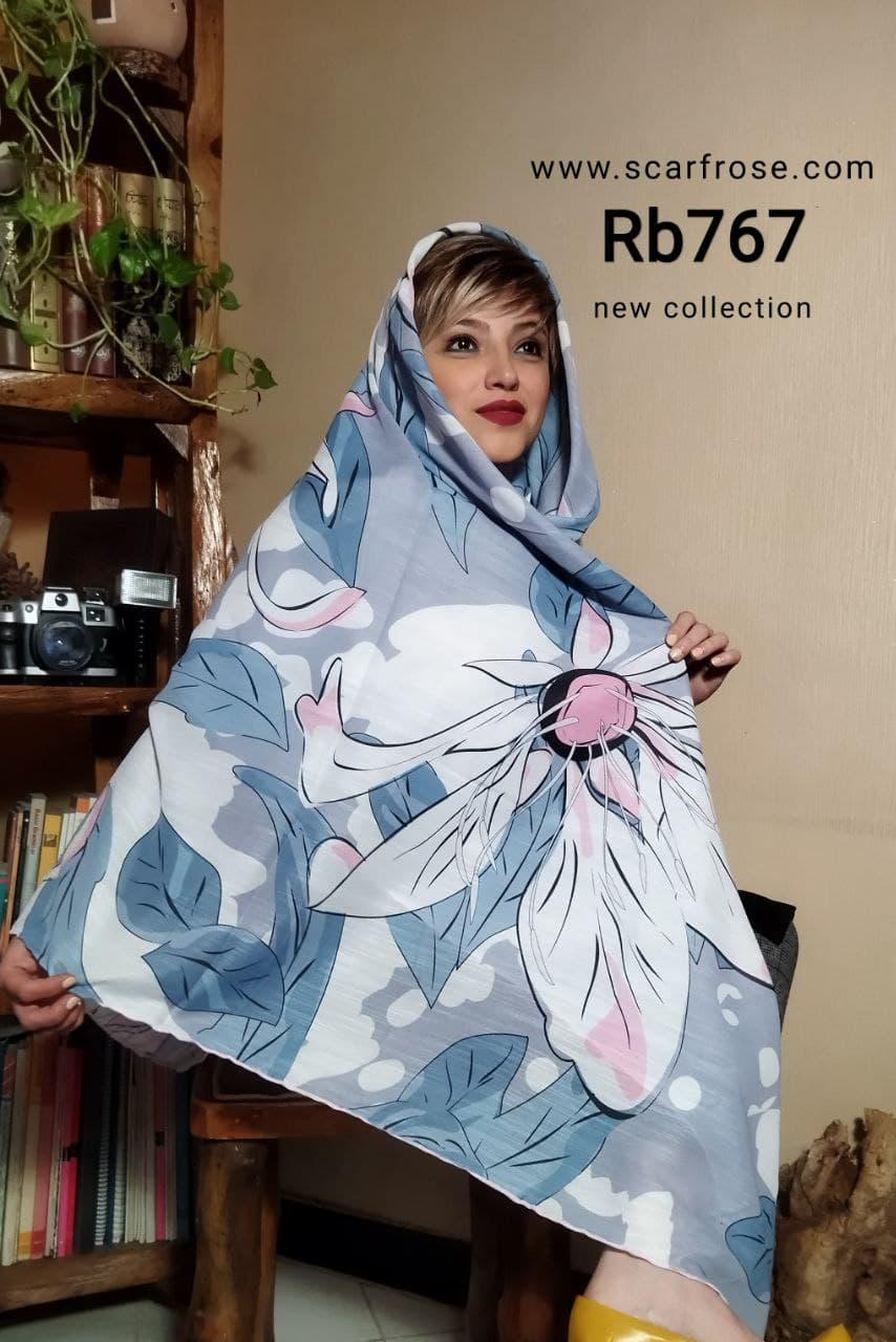 روسری نخی rb767