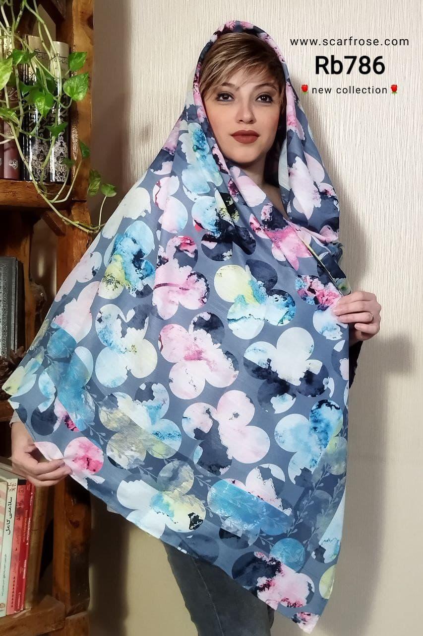 روسری نخی rb786