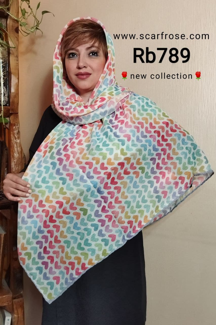 روسری نخی rb789