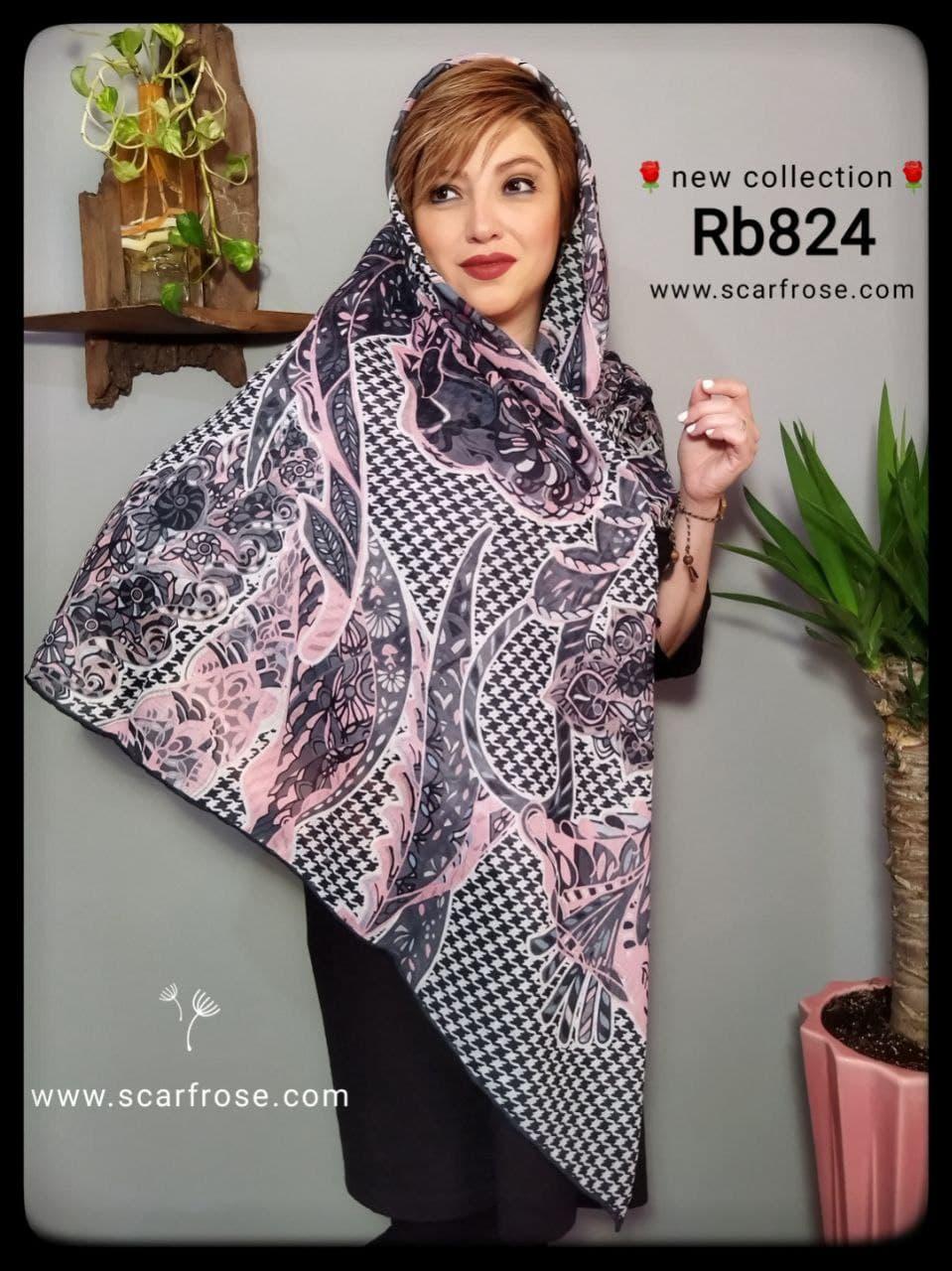 روسری نخی rb824