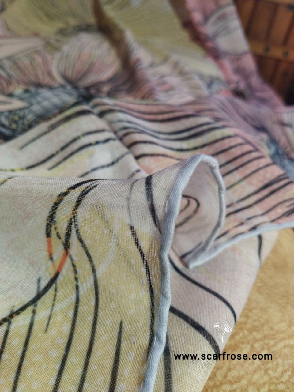 روسری نخی rb826