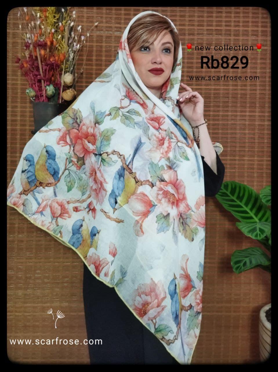 روسری نخی rb829