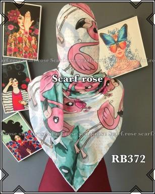 روسری نخی rb372