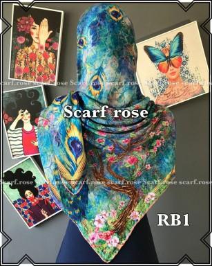 روسری نخی rb1