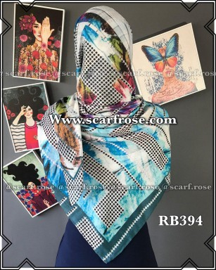 روسری نخی rb394