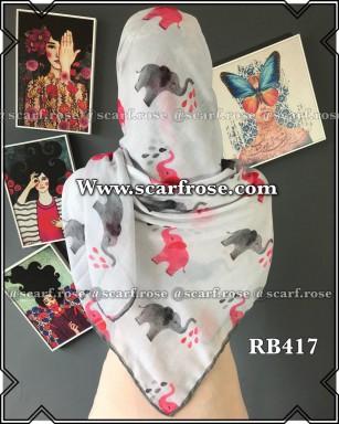 روسری نخی rb417