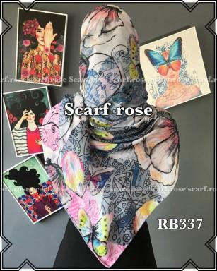 روسری نخی rb337
