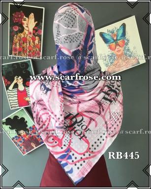 روسری نخی rb445