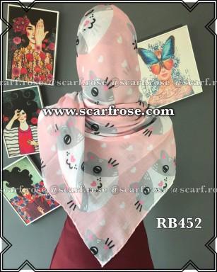 روسری نخی rb452