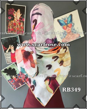روسری نخی rb349