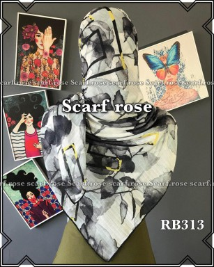 روسری نخی rb313