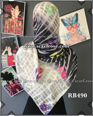 روسری نخی rb490