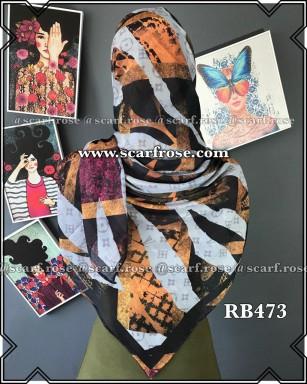روسری نخی rb473
